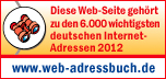 Auszeichnungsbanner 2012
