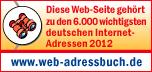 Auszeichnungsbanner 2012